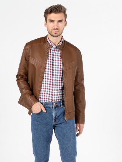 Легка куртка Colin's модель CL1050093BRW — фото - INTERTOP