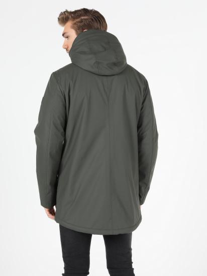 Легка куртка Colin's модель CL1051119GRN — фото 2 - INTERTOP