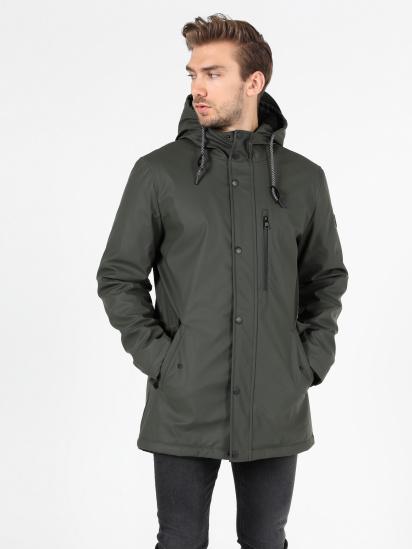 Легка куртка Colin's модель CL1051119GRN — фото 3 - INTERTOP