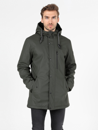 Легка куртка Colin's модель CL1051119GRN — фото 4 - INTERTOP