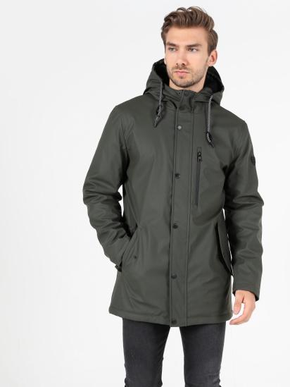 Легка куртка Colin's модель CL1051119GRN — фото - INTERTOP