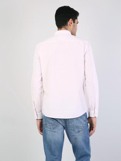 Сорочка з довгим рукавом Colin's модель CL1040957PIN — фото 2 - INTERTOP