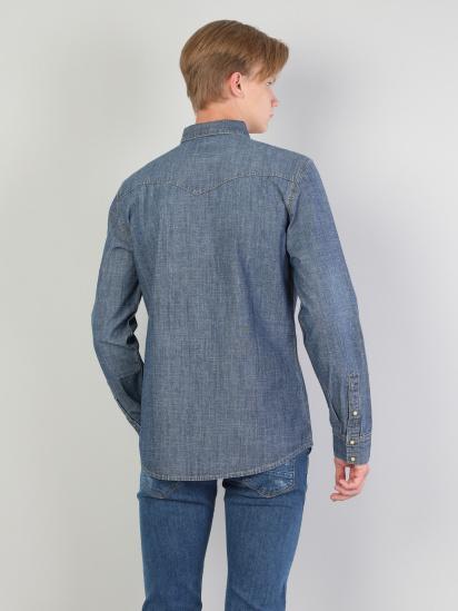 Сорочка з довгим рукавом Colin's модель CL1045441DN40600 — фото 2 - INTERTOP