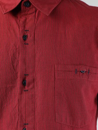 Сорочка з довгим рукавом Colin's модель CL1046092RED — фото 5 - INTERTOP