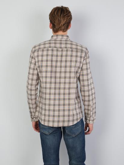 Сорочка з довгим рукавом Colin's модель CL1046784SAN — фото 2 - INTERTOP