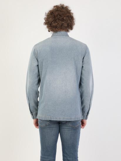 Сорочка з довгим рукавом Colin's модель CL1049633DN40976 — фото 2 - INTERTOP