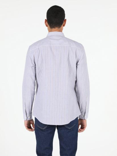 Сорочка з довгим рукавом Colin's модель CL1050025LBL — фото 2 - INTERTOP