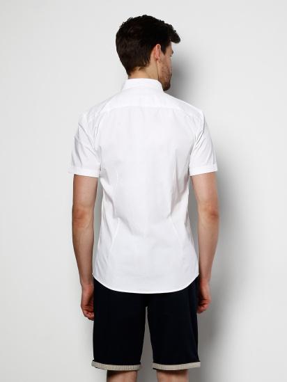 Сорочка з коротким рукавом Colin's модель CL1025587WHT — фото 2 - INTERTOP