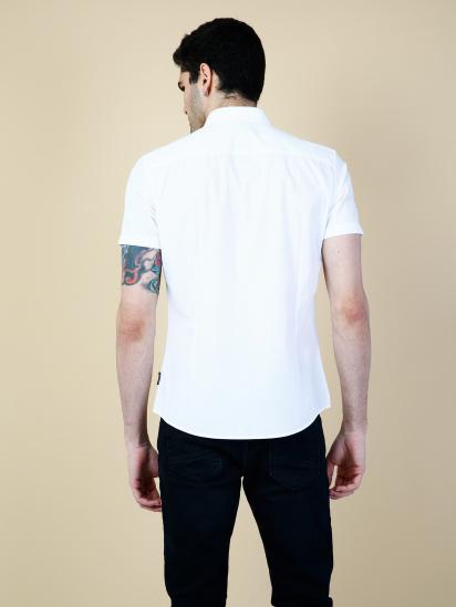 Сорочка з коротким рукавом Colin's модель CL1033230WHT — фото 2 - INTERTOP