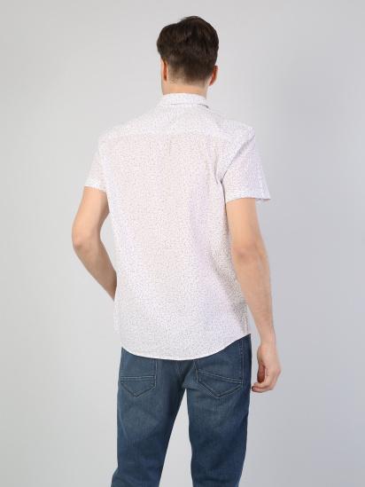 Сорочка з коротким рукавом Colin's модель CL1043473WHT — фото 2 - INTERTOP