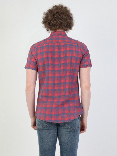 Сорочка з коротким рукавом Colin's модель CL1048525CRL — фото 2 - INTERTOP
