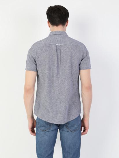 Сорочка з коротким рукавом Colin's модель CL1049450BLE — фото 2 - INTERTOP