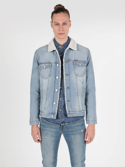 Джинсова куртка Colin's модель CL1051277DN03946 — фото 3 - INTERTOP