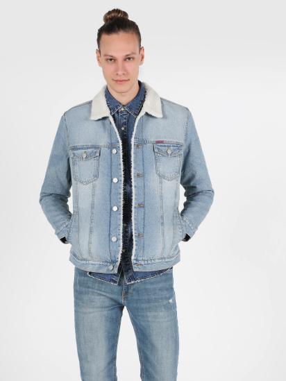 Джинсова куртка Colin's модель CL1051277DN03946 — фото - INTERTOP
