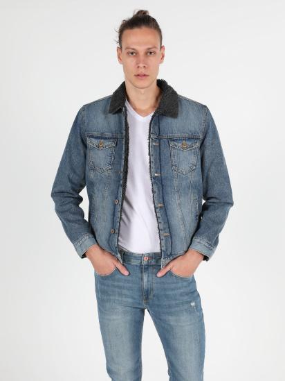 Джинсова куртка Colin's модель CL1051278DN40660 — фото 4 - INTERTOP
