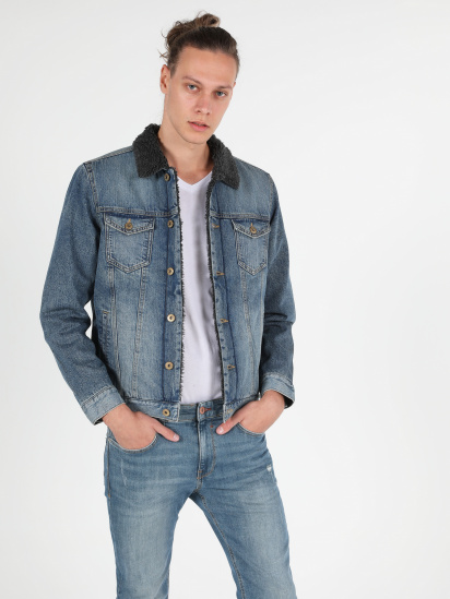 Джинсова куртка Colin's модель CL1051278DN40660 — фото - INTERTOP