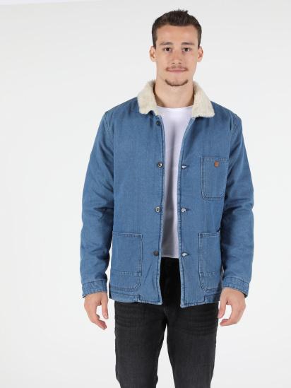 Джинсова куртка Colin's модель CL1051296DN40841 — фото 3 - INTERTOP
