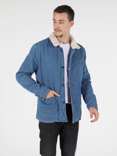 Джинсова куртка Colin's модель CL1051296DN40841 — фото 4 - INTERTOP
