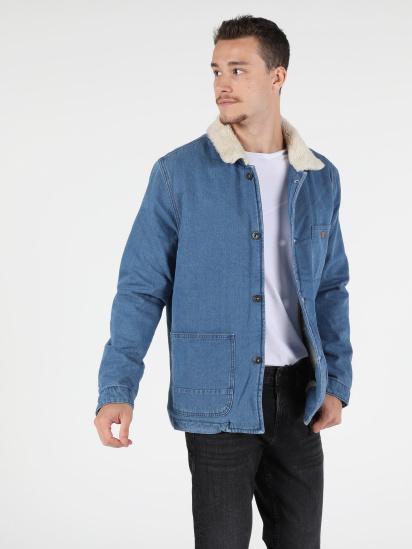 Джинсова куртка Colin's модель CL1051296DN40841 — фото - INTERTOP