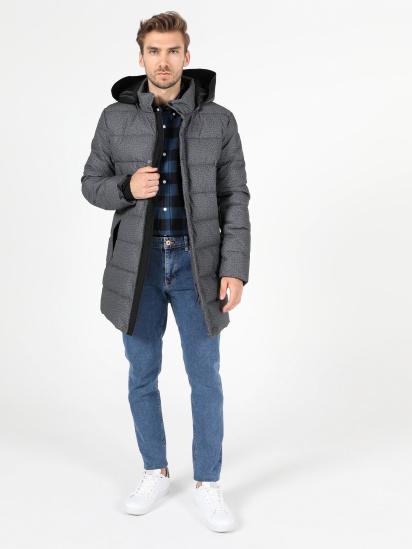 Пальто Colin's модель CL1051053GRA — фото 3 - INTERTOP