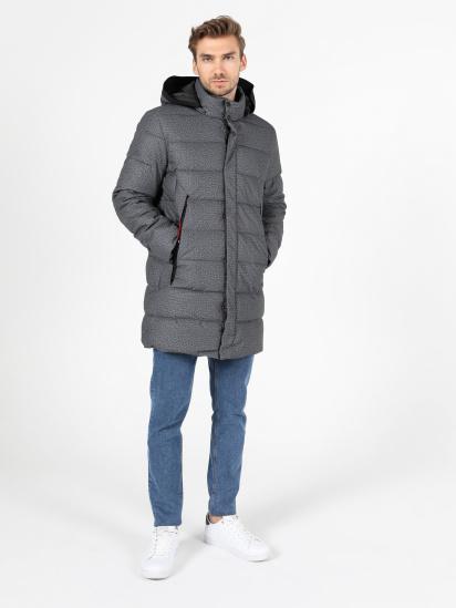 Пальто Colin's модель CL1051053GRA — фото 4 - INTERTOP