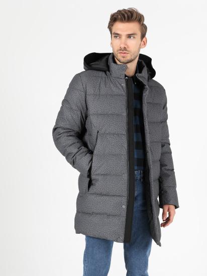 Пальто Colin's модель CL1051053GRA — фото - INTERTOP