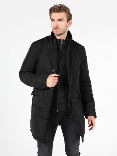 Пальто Colin's модель CL1051229BLK — фото 4 - INTERTOP