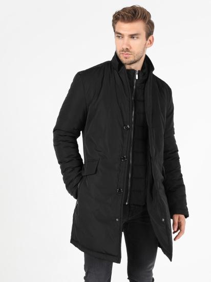Пальто Colin's модель CL1051229BLK — фото - INTERTOP