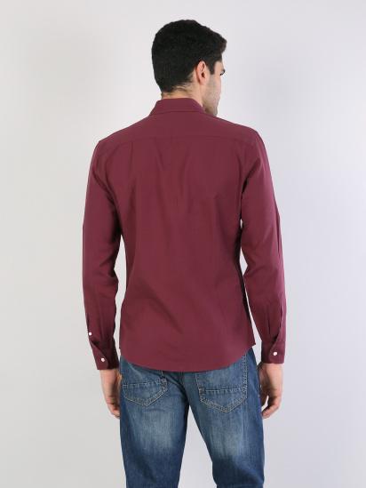 Сорочка з довгим рукавом Colin's модель CL1029194BRD — фото 2 - INTERTOP