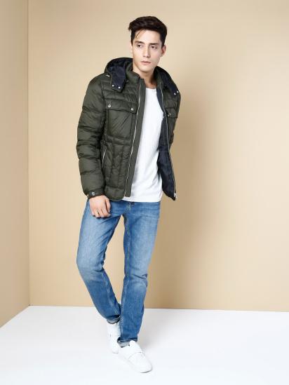 Зимова куртка Colin's модель CL1029563DKH — фото 3 - INTERTOP