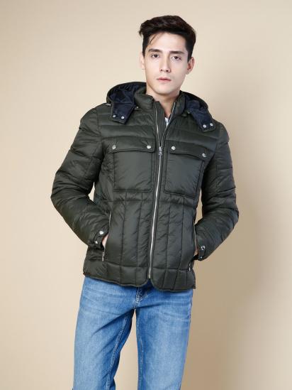 Зимова куртка Colin's модель CL1029563DKH — фото 4 - INTERTOP