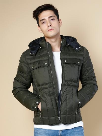 Зимова куртка Colin's модель CL1029563DKH — фото - INTERTOP