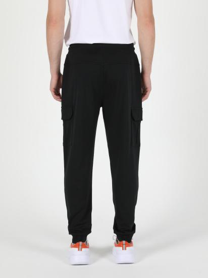 Спортивні штани Colin's модель CL1050142BLK — фото 2 - INTERTOP