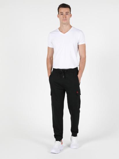 Спортивні штани Colin's модель CL1050142BLK — фото 3 - INTERTOP