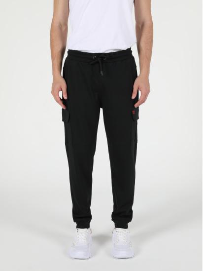 Спортивні штани Colin's модель CL1050142BLK — фото 4 - INTERTOP