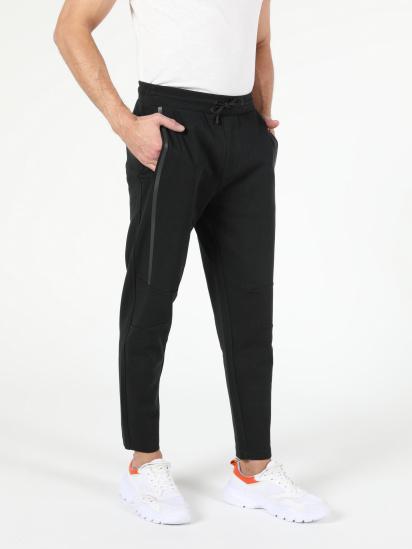 Спортивні штани Colin's модель CL1052321BLK — фото 4 - INTERTOP