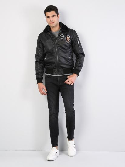 Зимова куртка Colin's модель CL1034800BLK — фото 3 - INTERTOP