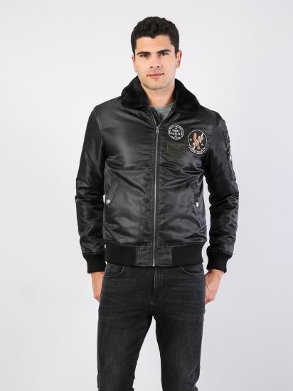 Зимова куртка Colin's модель CL1034800BLK — фото 4 - INTERTOP