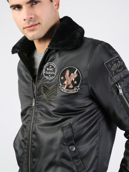 Зимова куртка Colin's модель CL1034800BLK — фото - INTERTOP
