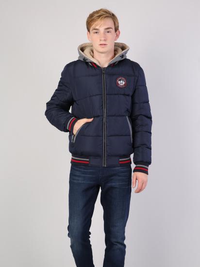 Зимова куртка Colin's модель CL1034840NAV — фото 3 - INTERTOP