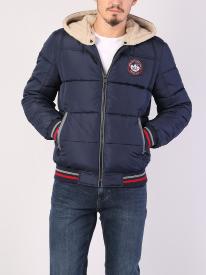 Зимова куртка Colin's модель CL1034840NAV — фото 4 - INTERTOP
