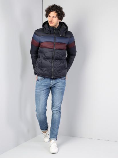 Зимова куртка Colin's модель CL1036056NAV — фото 3 - INTERTOP
