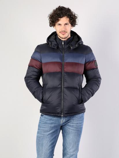 Зимова куртка Colin's модель CL1036056NAV — фото 4 - INTERTOP