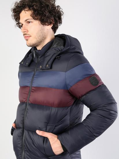 Зимова куртка Colin's модель CL1036056NAV — фото - INTERTOP