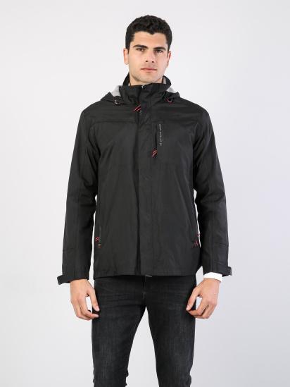 Зимова куртка Colin's модель CL1037004BLK — фото 4 - INTERTOP