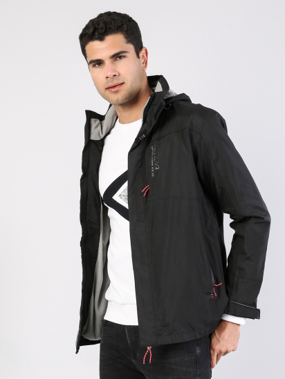 Зимова куртка Colin's модель CL1037004BLK — фото - INTERTOP