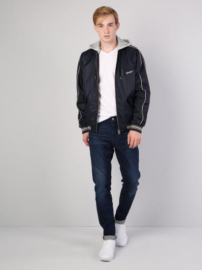 Зимова куртка Colin's модель CL1040626NAV — фото 3 - INTERTOP