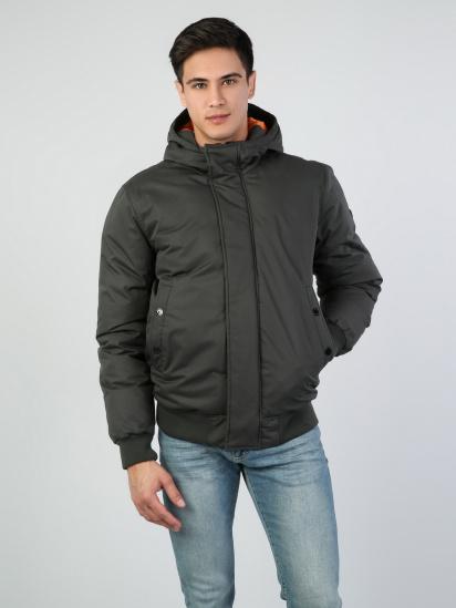 Зимова куртка Colin's модель CL1044050DKH — фото 4 - INTERTOP