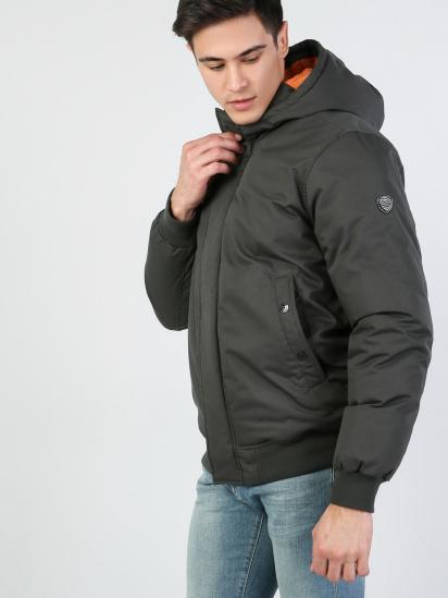 Зимова куртка Colin's модель CL1044050DKH — фото - INTERTOP