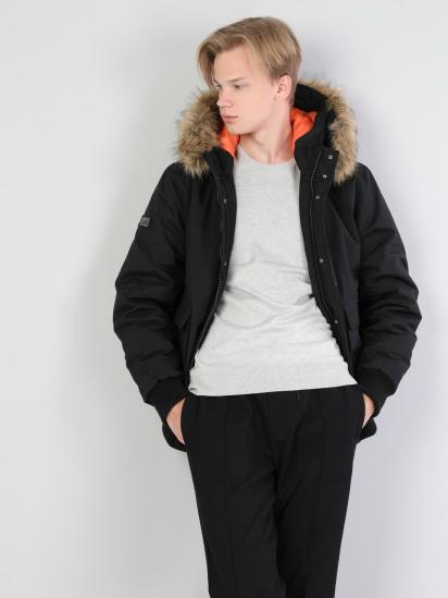 Зимова куртка Colin's модель CL1044351BLK — фото 3 - INTERTOP